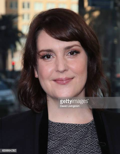 Actress Melanie Lynskey visits Hollywood Today Live at W Hollywood on February 16 2017 in Hollywood California