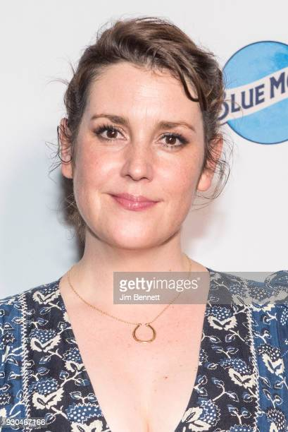 Actress Melanie Lynskey walks the red carpet during an afterparty for the SXSW Film premiere of Sadie at Austin Lounge Basecamp on March 10 2018 in...