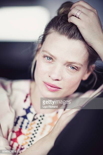 Actress Melanie Thierry is photographed for Self Assignment on May 15, 2016 in Cannes, France.