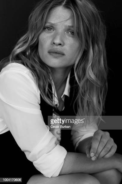 Actress Melanie Thierry is photographed for Self Assignment, on May 2015 in Cannes, France. . .