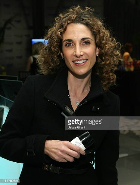 Actress Melina Kanakaredes attends the CVS Pharmacy Reinventing Beauty Bar at the Access Hollywood Stuff You Must Lounge produced by On 3 Productions...