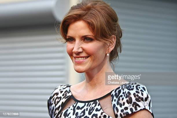 Actress Melinda McGraw arrives at the 'Skateland' premiere at ArcLight Cinemas on May 11 2011 in Hollywood California