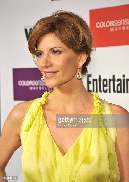Actress Melinda McGraw arrives to the Entertainment Weekly and Women in Film preEmmy Party presented by Maybelline Colorsensational held at...