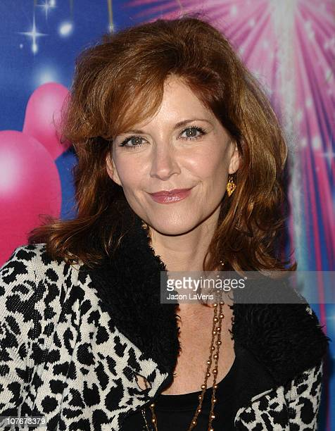 Actress Melinda McGraw attends Disney on Ice presents 'Let's Celebrate' at LA LIVE on December 15 2010 in Los Angeles California