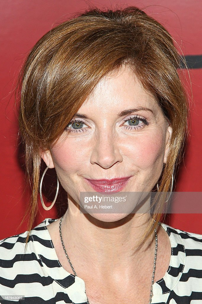 Actress Melinda McGraw attends the 1 Year Anniversary of the WIGS Digital Channel at Akasha on May 2, 2013 in Culver City, California.