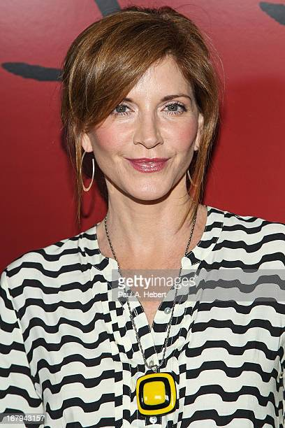 Actress Melinda McGraw attends the 1 Year Anniversary of the WIGS Digital Channel at Akasha on May 2 2013 in Culver City California