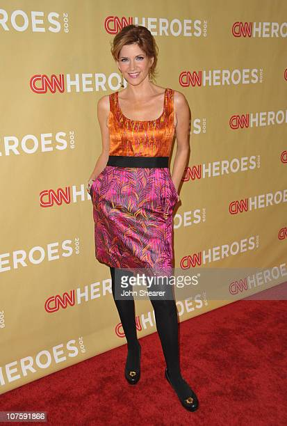 Actress Melinda McGraw attends the 2009 CNN Heroes Awards held at The Kodak Theatre on November 21 2009 in Hollywood California 19284_003_JS_0063jpg