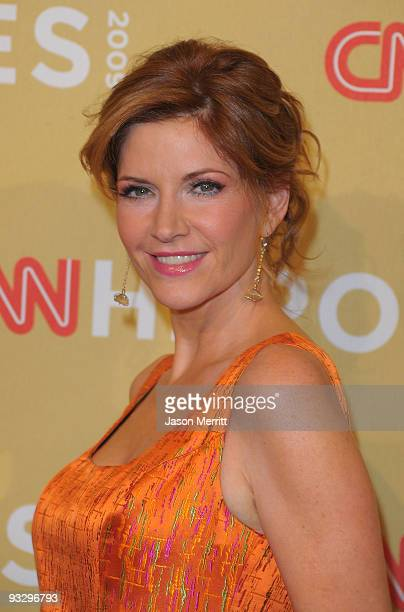 Actress Melinda McGraw attends the 2009 CNN Heroes Awards held at The Kodak Theatre on November 21 2009 in Hollywood California