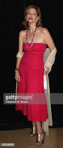 Actress Melinda McGraw attends the 24th Annual Television Critics Association Awards Show at the Beverly Hilton Hotel on July 19 2008 in Beverly...