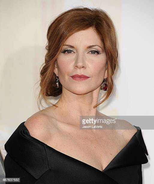 Actress Melinda McGraw attends the 'Mad Men' Black Red Ball at Dorothy Chandler Pavilion on March 25 2015 in Los Angeles California