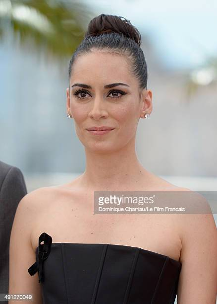 Actress Melisa Sozen attends the 'Winter Sleep' photocall at the 67th Annual Cannes Film Festival on May 16 2014 in Cannes France