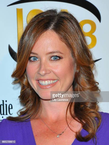 Actress Melissa Archer arrives at the 8th Annual Indie Series Awards at The Colony Theater on April 5 2017 in Burbank California