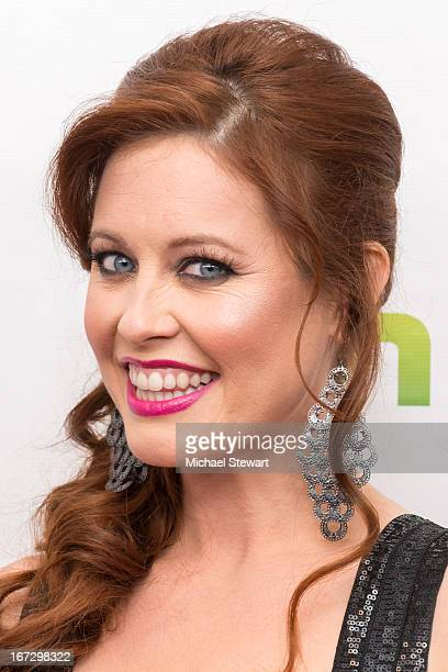 """Actress Melissa Archer attends the """"All My Children"""" & """"One Life To Live"""" premiere at Jack H. Skirball Center for the Performing Arts on April 23,..."""