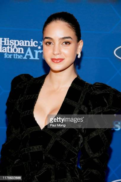 Actress Melissa Barrera attends the National Hispanic Foundation for the Arts' 23rd Annual Noche de Gala on September 18 2019 in Washington DC