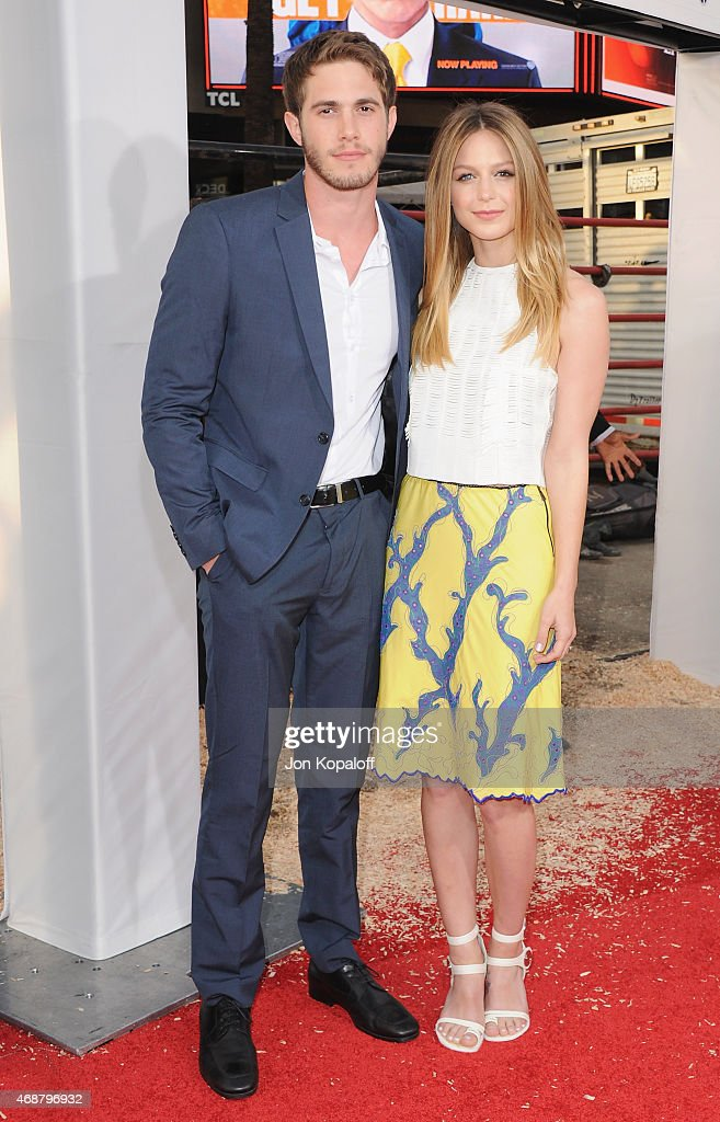 Actress Melissa Benoist And Blake Jenner Arrive At The Los Angeles News Photo Getty Images