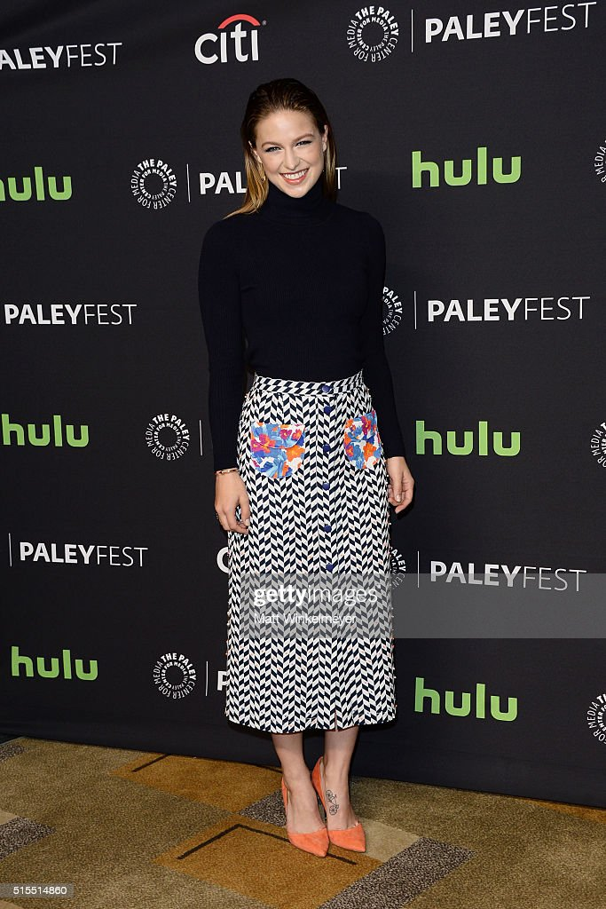 "The Paley Center For Media's 33rd Annual PaleyFest Los Angeles - ""Supergirl"" - Arrivals"
