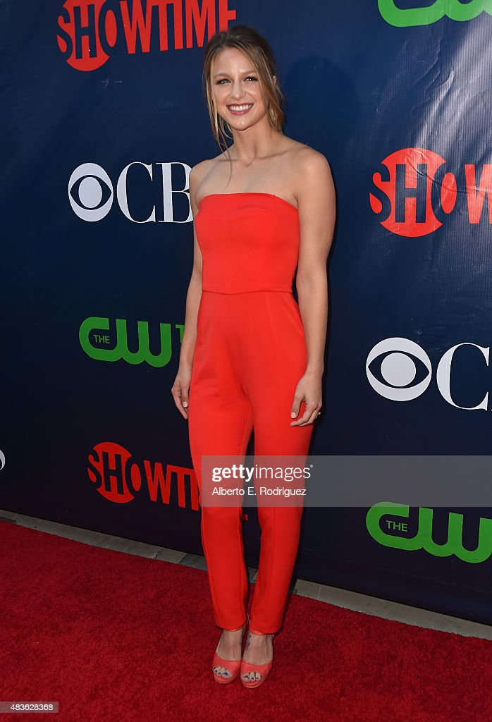 CBS' 2015 Summer TCA Party - Arrivals : News Photo