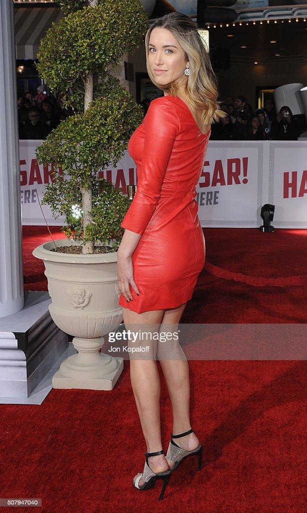 """Premiere Of Universal Pictures' """"Hail, Caesar!"""" - Arrivals : Photo d'actualité"""