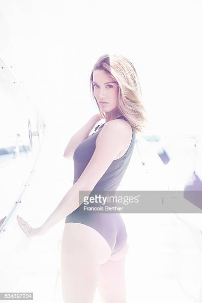 Actress Melissa Bolona is photographed for Self Assignment on May 19, 2016 in Cannes, France.
