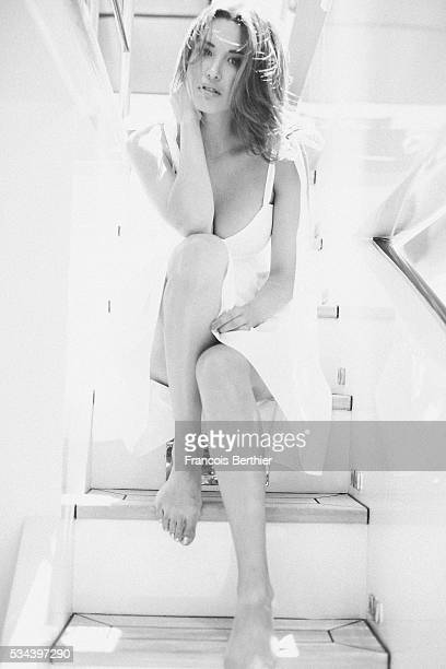 Actress Melissa Bolona is photographed for Self Assignment on May 19 2016 in Cannes France