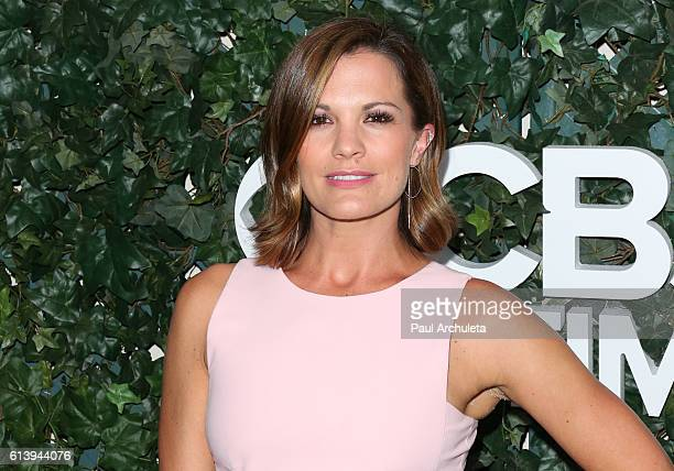 Actress Melissa Claire Egan attends the CBS Daytime For 30 Years celebration at The Paley Center for Media on October 10 2016 in Beverly Hills...
