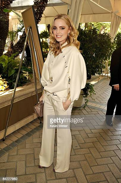 Actress Melissa George arrives at the AFI Awards 2008 held at the Four Seasons Hotel on January 9 2009 in Los Angeles California