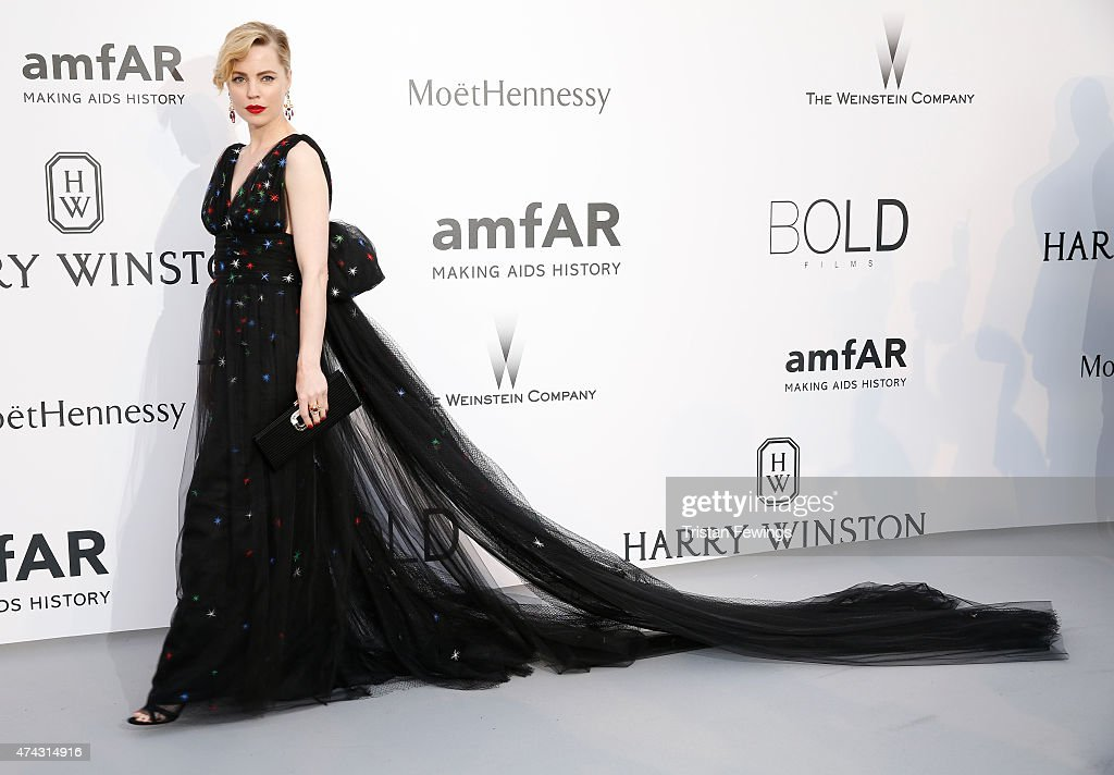 amfAR's 22nd Cinema Against AIDS Gala, Presented By Bold Films And Harry Winston - Arrivals : News Photo