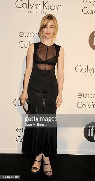 Actress Melissa George attends as The IFP Calvin Klein Collection euphoria Calvin Klein celebrate Women In Film during the 65th Cannes Film Festival...