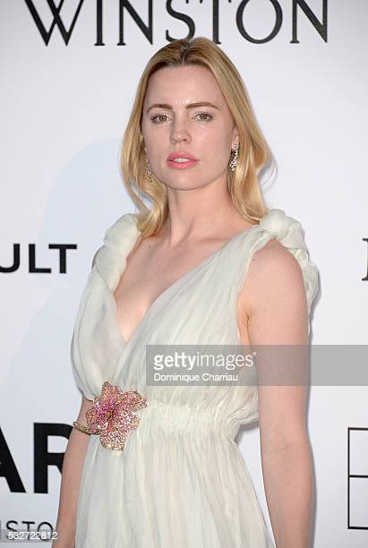 Actress Melissa George attends the amfAR's 23rd Cinema Against AIDS Gala at Hotel du CapEdenRoc on May 19 2016 in Cap d'Antibes France