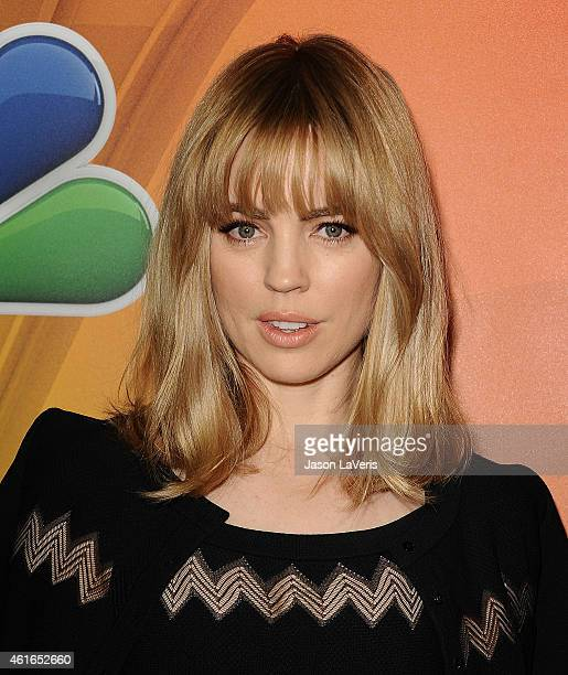 Actress Melissa George attends the NBCUniversal 2015 press tour at The Langham Huntington Hotel and Spa on January 16 2015 in Pasadena California