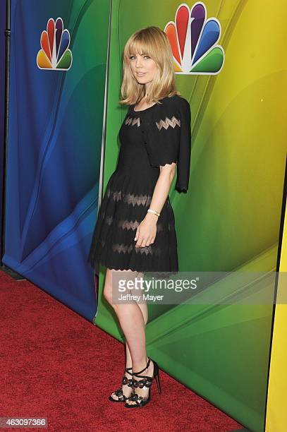 Actress Melissa George attends the NBCUniversal 2015 Press Tour at the Langham Huntington Hotel on January 16 2015 in Pasadena California