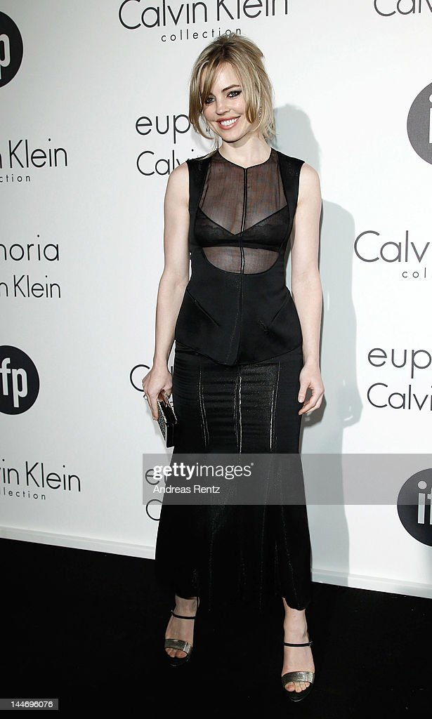 IFP, Calvin Klein Collection & euphoria Calvin Klein Celebrate Women In Film At The 65th Cannes Film Festival : Foto di attualità