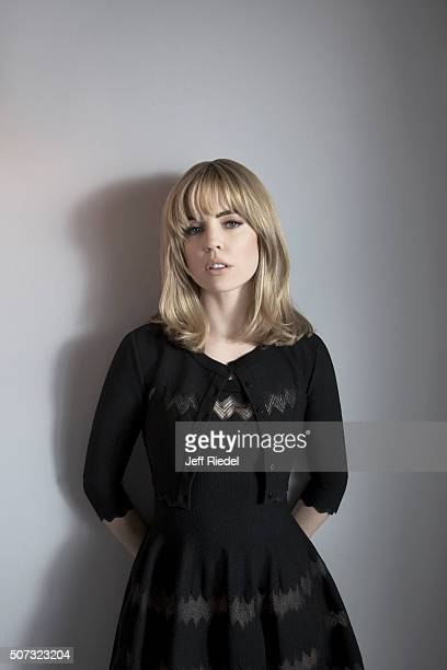 Actress Melissa George is photographed for TV Guide Magazine on January 16 2015 in Pasadena California