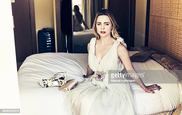 Actress Melissa George is photographed for Vanity Fair Italy on May 12 2016 in Cannes France