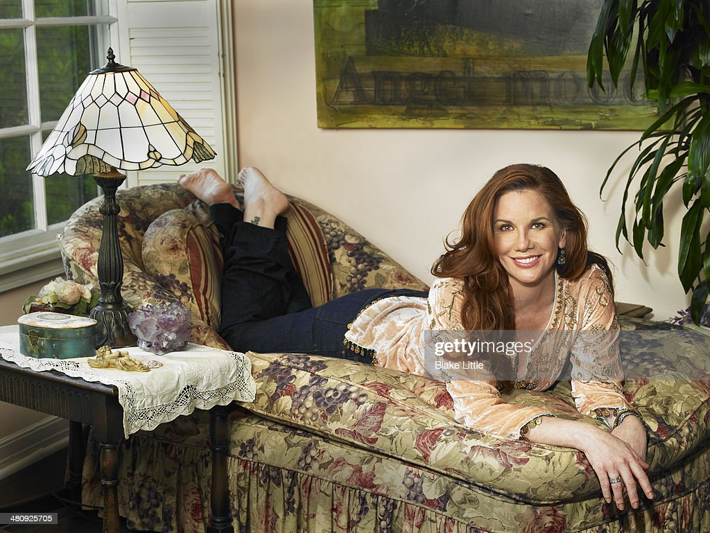 Actress Melissa Gilbert Is Photographed For People Magazine On May