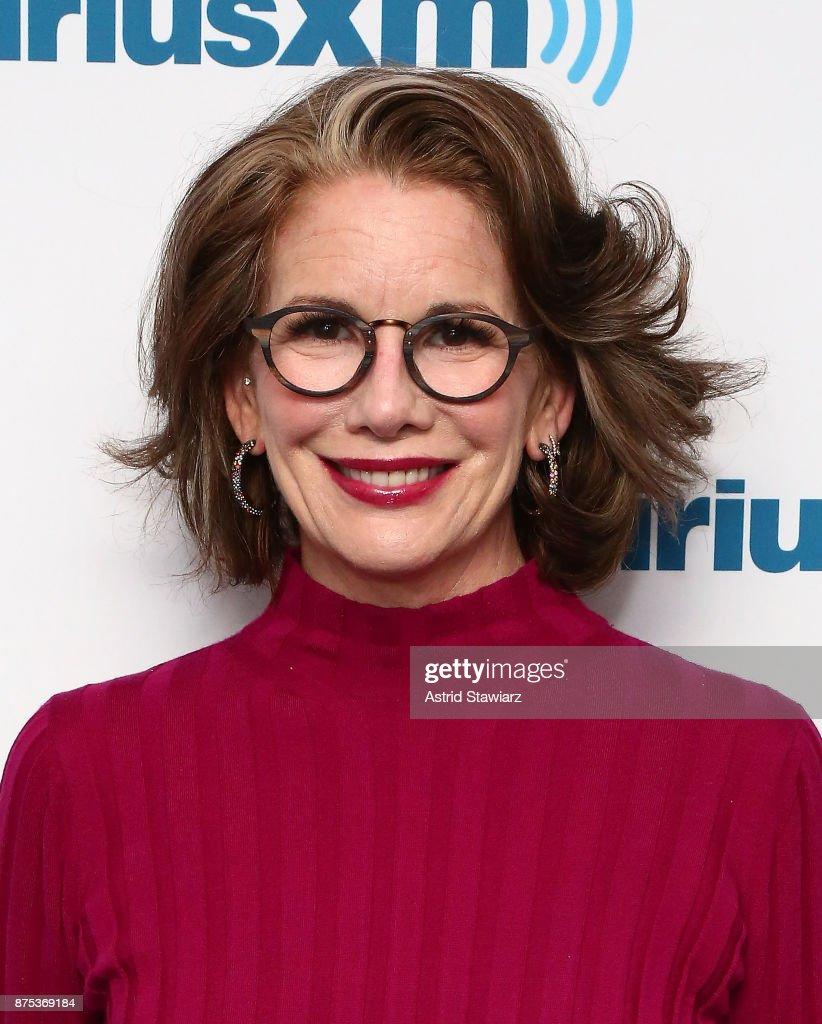 Celebrities Visit SiriusXM - November 17, 2017 : ニュース写真