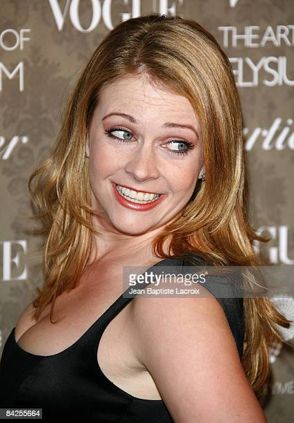 Actress Melissa Joan Hart arrives at the Art of Elysium 2nd Annual Heaven Gala held at Vibiana on January 10, 2009 in Los Angeles, California.