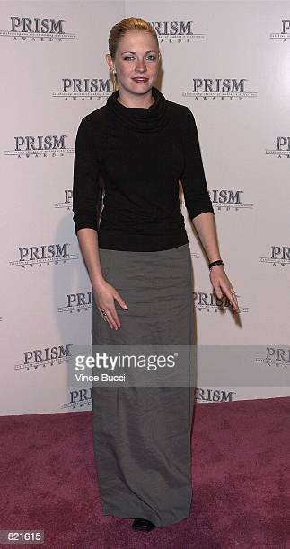 Actress Melissa Joan Hart attends the 5th Annual Prism Awards presented by the Entertainment Industries Council which honored accurate depictions of...