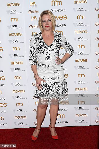 Actress Melissa Joan Hart attends the New York Moves 2015 Power Women Awards Gala at India House Club on November 5 2015 in New York City