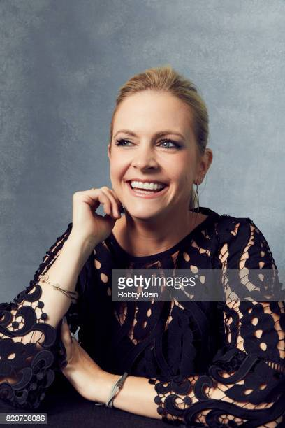 """Actress Melissa Joan Hart from """"The Watcher in the Woods"""" poses for a portrait during Comic-Con 2017 at Hard Rock Hotel San Diego on July 20, 2017 in..."""