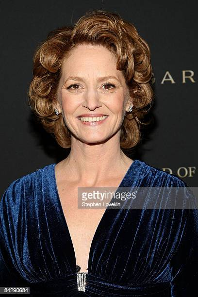 Actress Melissa Leo attends the 2008 National Board of Review awards gala at Cipriani on January 14 2009 in New York City