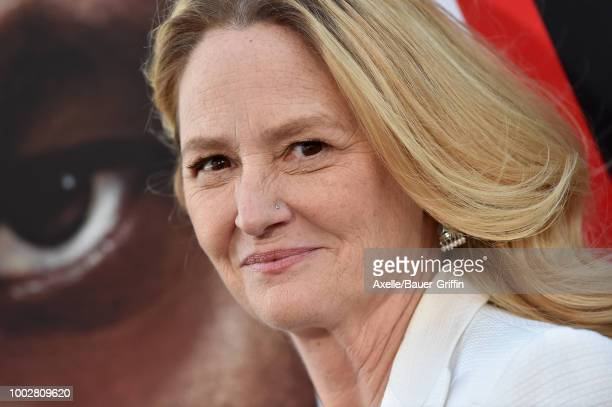 Actress Melissa Leo attends the premiere of Columbia Picture's 'The Equalizer 2' at TCL Chinese Theatre on July 17 2018 in Hollywood California