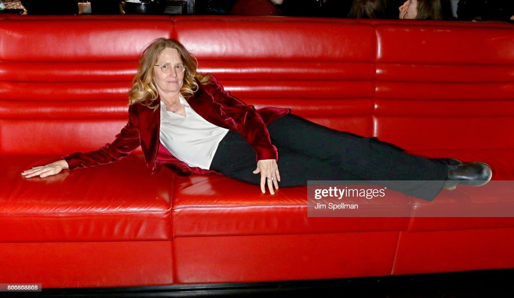 Actress Melissa Leo attends the screening after party for Sony Pictures Classics' 'Novitiate' hosted by Miu Miu and The Cinema Society at The Lambs Club on October 26, 2017 in New York City.