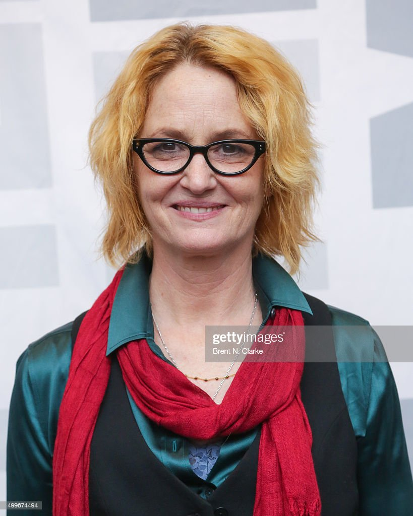 Actress Melissa Leo attends the 'Tangerine' New York special screening held at the MoMA Titus One on December 2, 2015 in New York City.