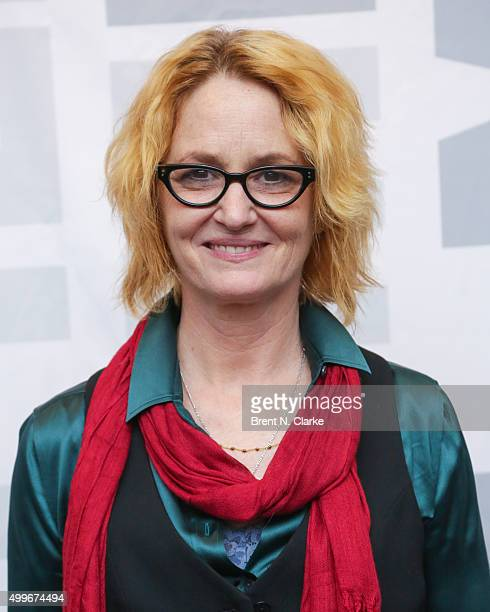 Actress Melissa Leo attends the Tangerine New York special screening held at the MoMA Titus One on December 2 2015 in New York City