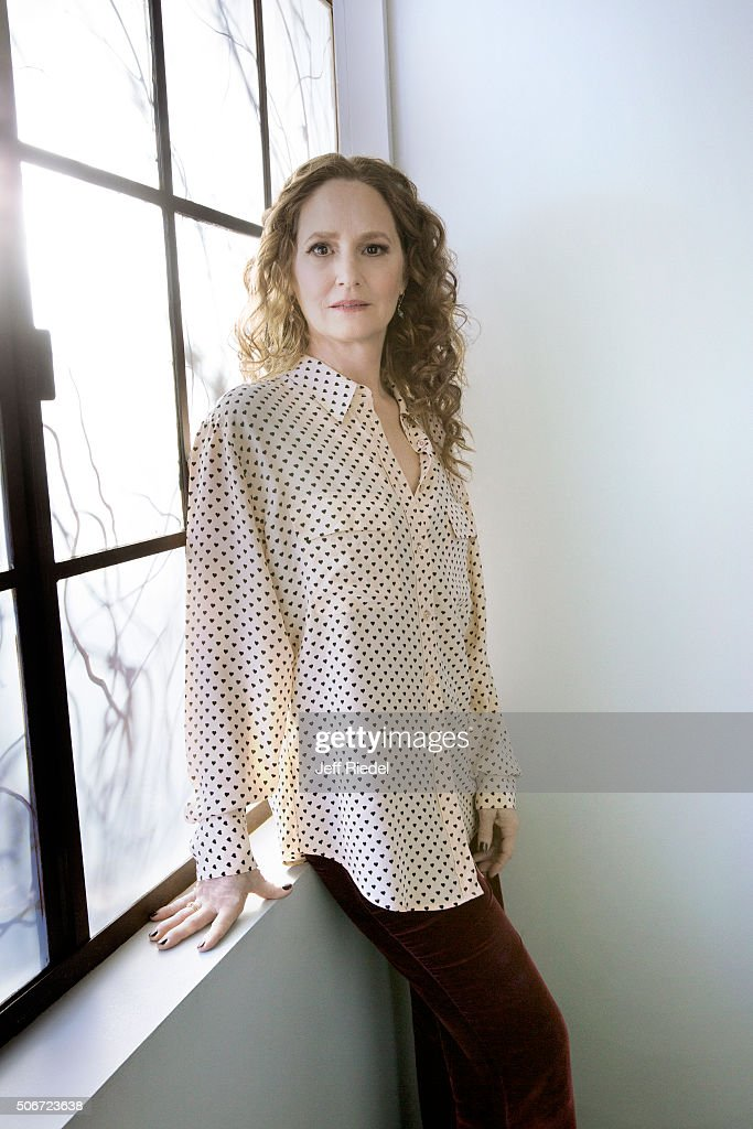 Actress Melissa Leo is photographed for TV Guide Magazine on January 17, 2015 in Pasadena, California.