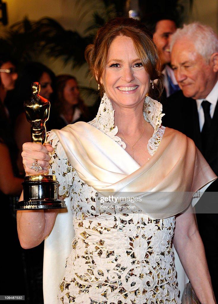 83rd Annual Academy Awards - Governors Ball : News Photo