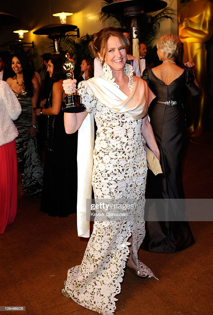 83rd Annual Academy Awards - Governors Ball : News Photo