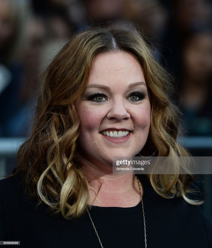 Actress Melissa McCarthy arrives at the premiere of Warner Bros. Pictures' 'CHiPS' at the TCL Chinese Theatre on March 20, 2017 in Hollywood, California.