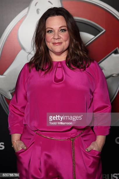Actress Melissa McCarthy attends CinemaCon 2016 An Evening with Sony Pictures Entertainment Celebrating the Summer of 2016 and Beyond at The...
